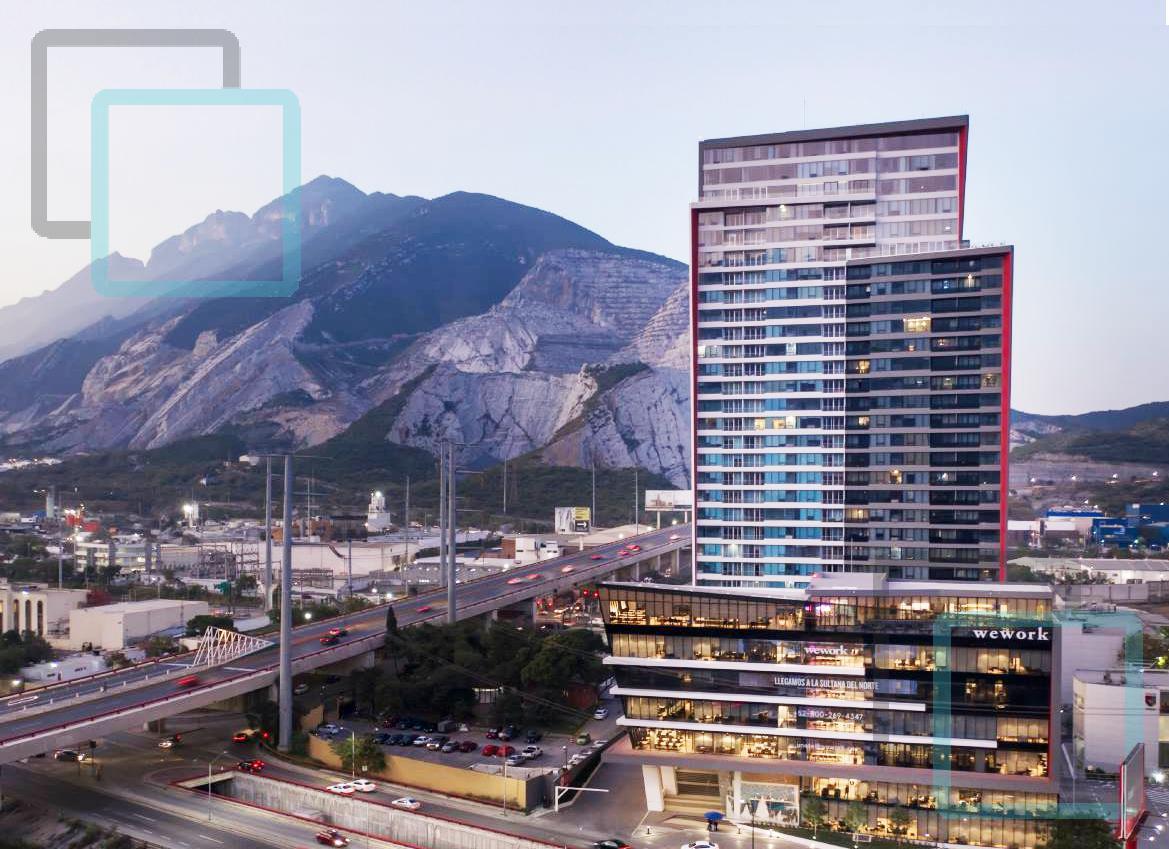 Foto Departamento en Renta en  Santa María,  Monterrey  DEPARTAMENTO EN RENTA EN LA COLONIA SANTA MARIA ZONA MONTERREY