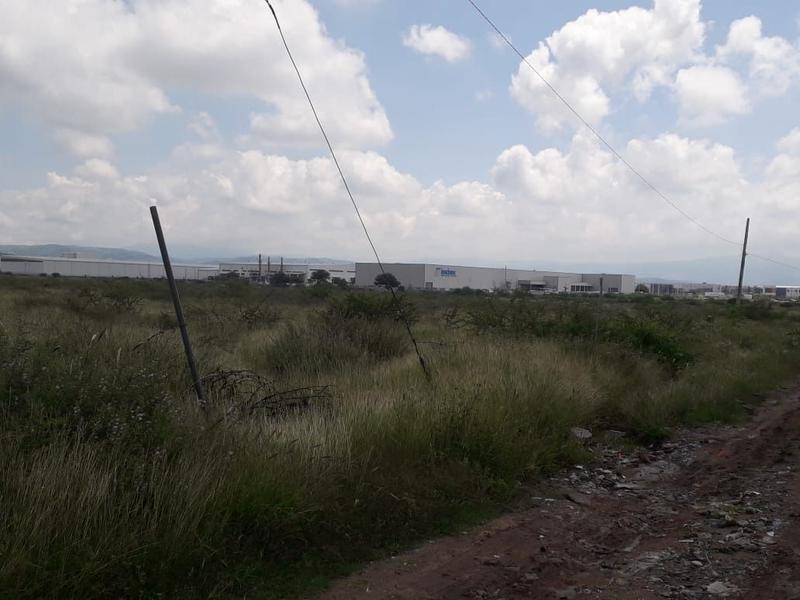 Foto Terreno en Venta en  Ejido Napoles,  Silao  Ejido Napoles
