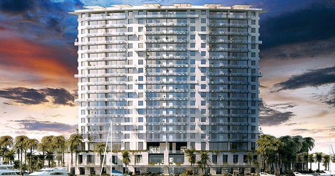 Foto Departamento en Venta en  Puerto Cancún,  Cancún  Departamento Penthouse en Venta Cancún, ARIA, 4  Recámaras con roof top  en  Puerto Cancún.