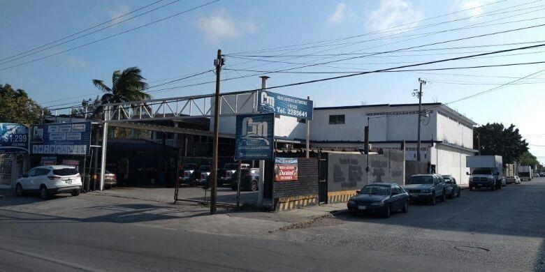 Foto Terreno en Renta en  Nuevo Aeropuerto,  Tampico  TR-186 TERRENO EN ESQUINA EN RENTA BLVD.A.L.MATEOS TAMPICO, TAM.