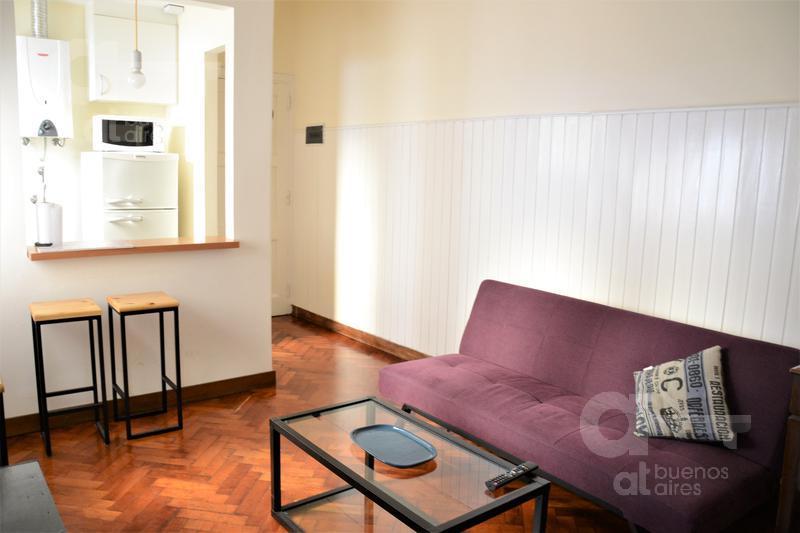 Foto Departamento en Alquiler temporario en  Palermo ,  Capital Federal          Zabala y Av. Cabildo