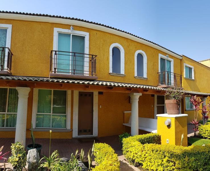 Foto Casa en condominio en Venta en  Tezoyuca,  Emiliano Zapata  Condominio Garza Azul, Tezoyuca