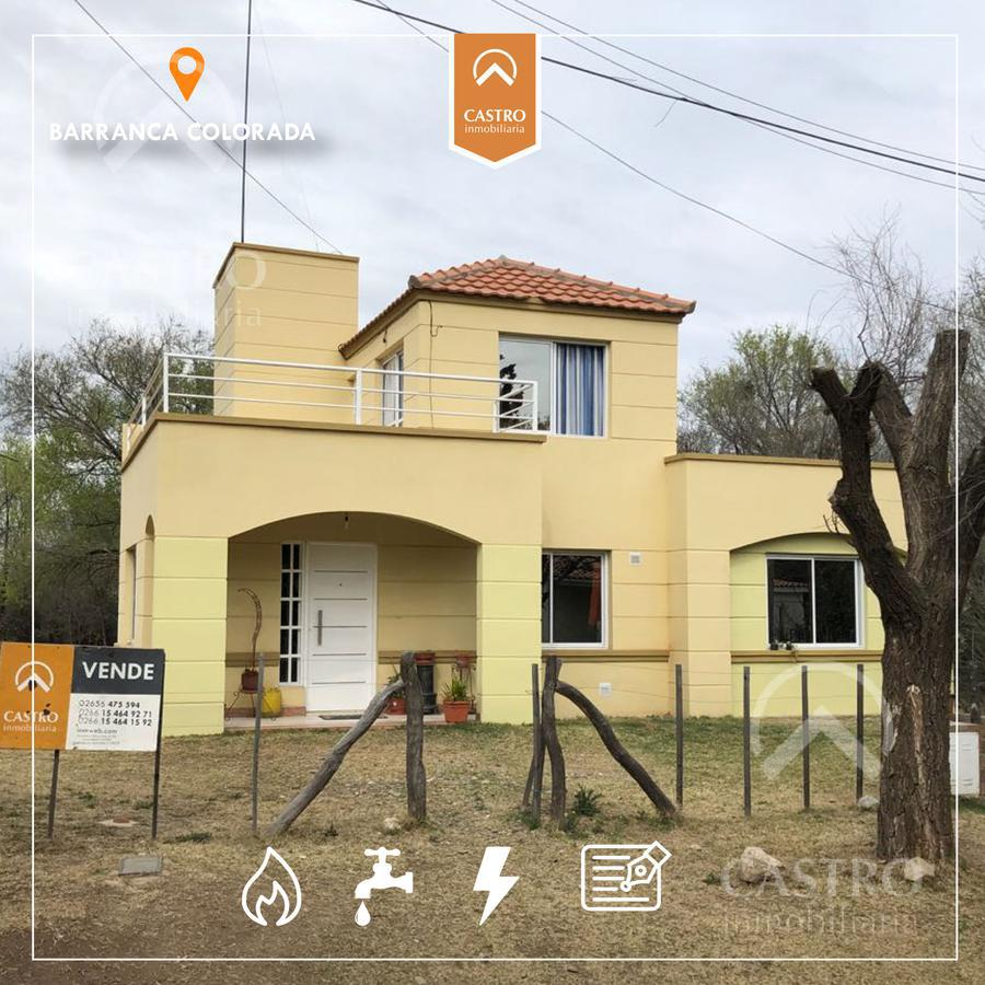 Foto Casa en Venta en  Barranca Colorada,  Merlo  Calle Juan B. Cabral