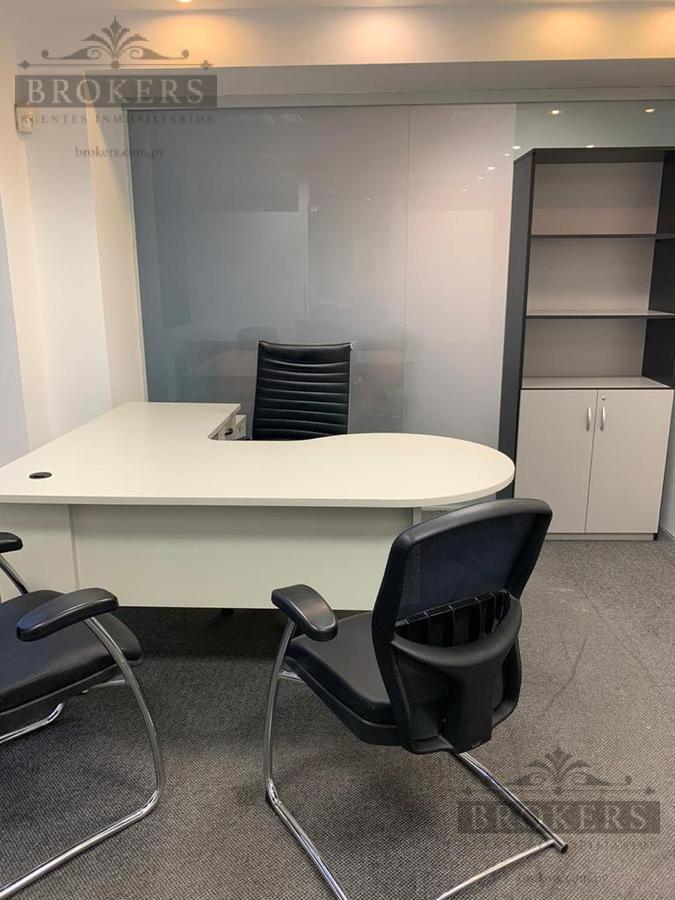 Foto Oficina en Alquiler en  San Jorge,  La Recoleta  Alquilo Oficina Amoblada y Equipada De 300 m2 Sobre Avda. Aviadores