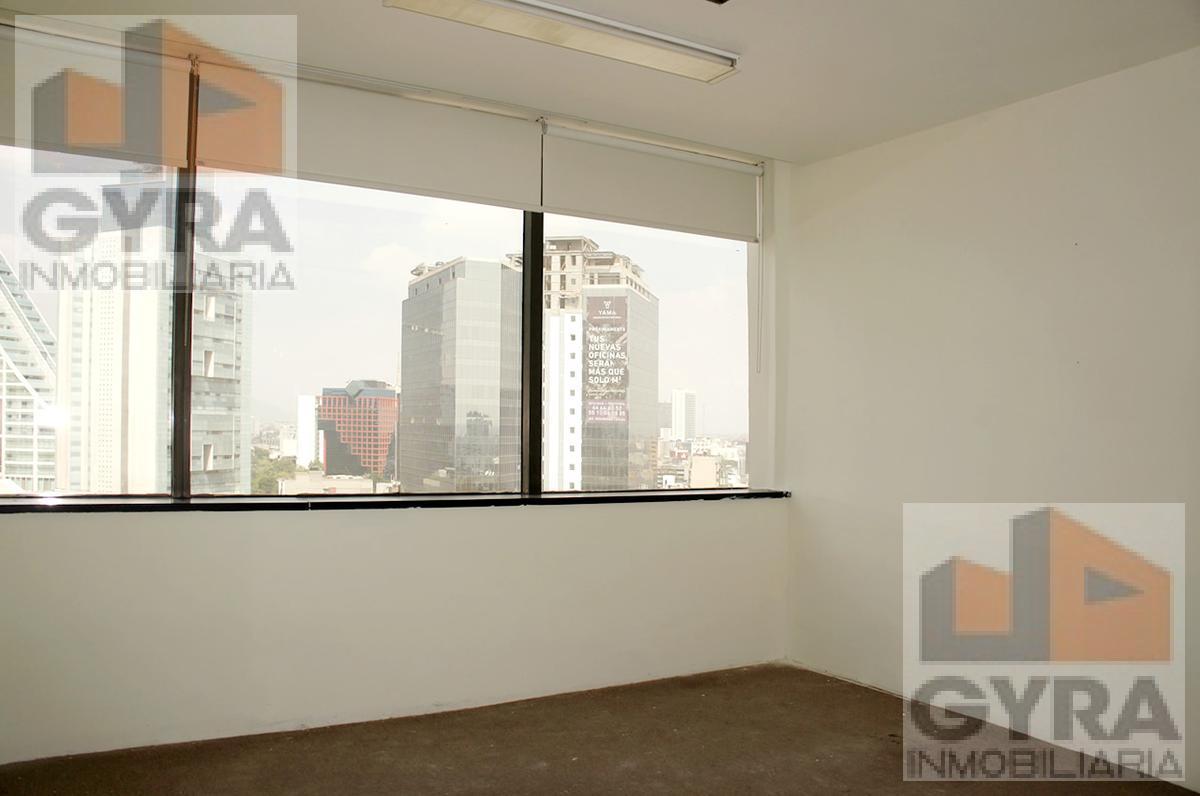 Foto Oficina en Renta en  Cuauhtémoc ,  Distrito Federal  Oficinas en renta, Insurgentes y Niza, Colonia Juárez, alcaldía Cuauhtémoc