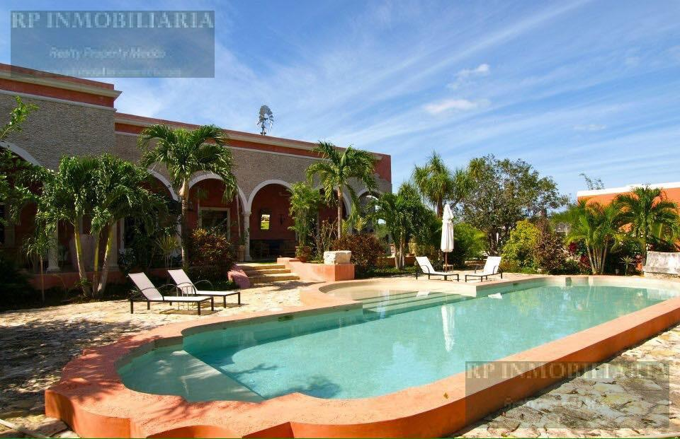 Foto Quinta en Venta en  Izamal ,  Yucatán  EN VENTA HACIENDA SACNICTE CERCA DE IZAMAL EN YUCATAN