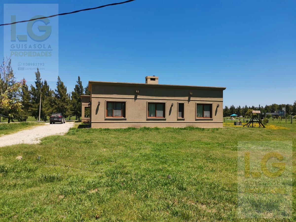 Foto Casa en Venta en  Campos de Roca II,  Countries/B.Cerrado (La Plata)  Campos de Roca II