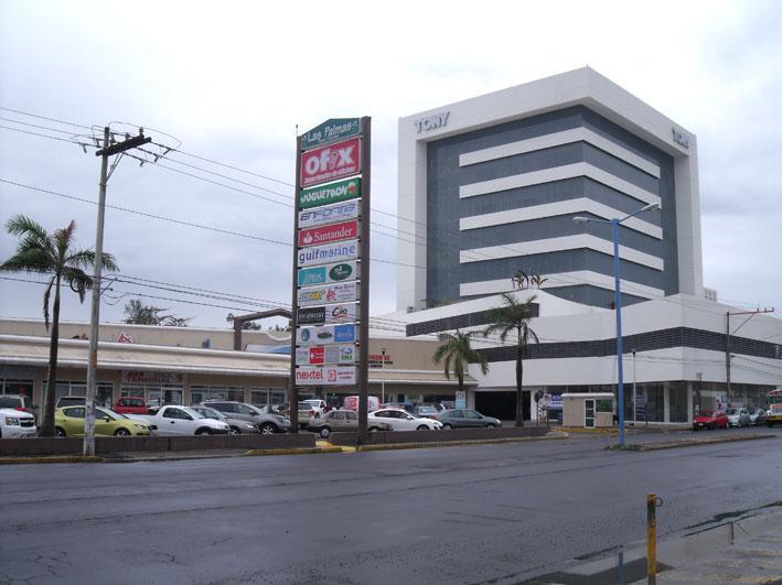 Foto Local en Renta en  Fraccionamiento Las Americas,  Boca del Río  LOCAL EN RENTA PLAZA EXPRESS LAS PALMAS LOCAL 12