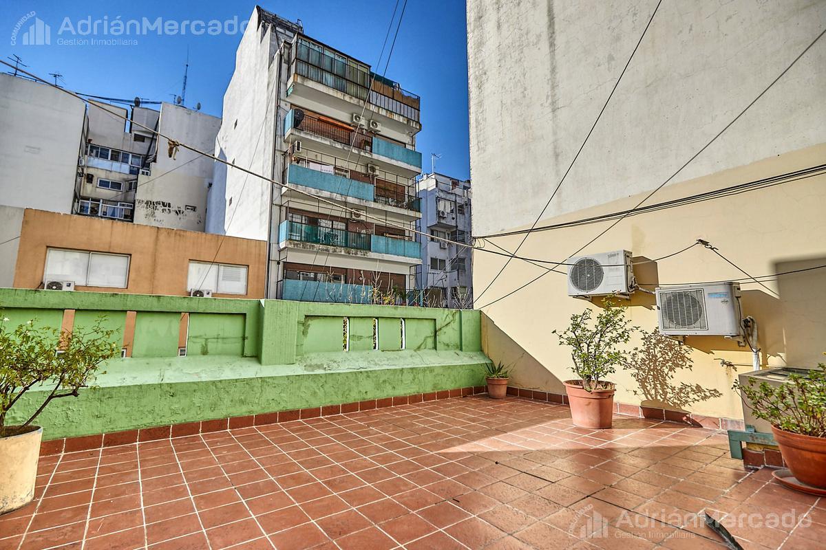 Foto PH en Venta en  Almagro ,  Capital Federal  Rauch al 3900