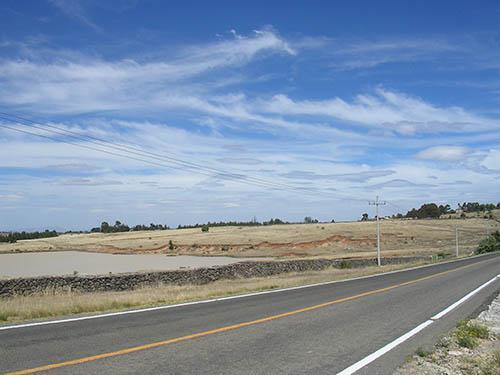 Foto Terreno en Venta en  Amealco de Bonfil ,  Querétaro  Precioso rancho autosustentable