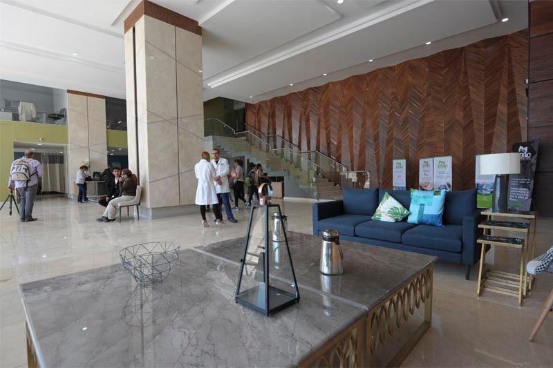 Foto Local en Venta en  Ciudad Judicial,  San Andrés Cholula  Venta de Consultorio en Torres Medicas piso 15