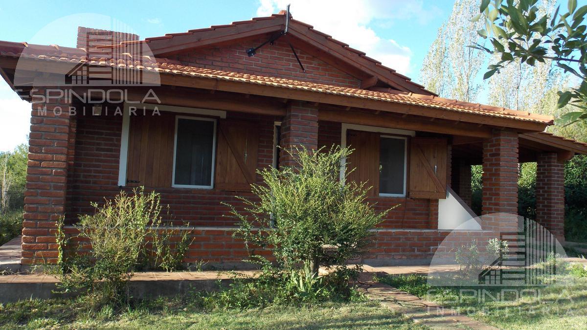 Foto Casa en Venta en  Cortaderas,  Chacabuco  Los Chañares al 800
