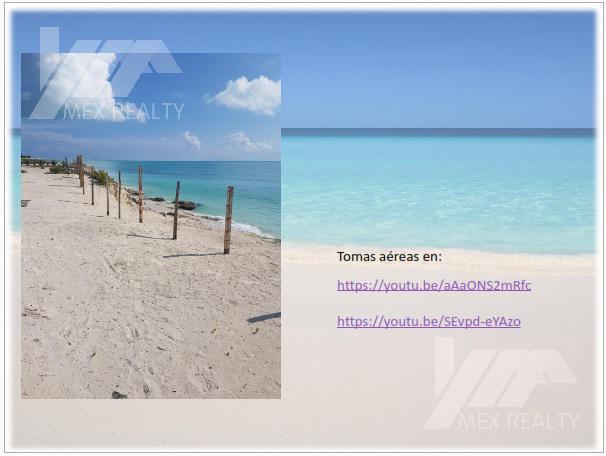Foto Terreno en Venta en  Cancún,  Benito Juárez   Terreno en Venta, Isla Blanca Frente al Mar, Cancún, Q. Roo, Clave ROSS2
