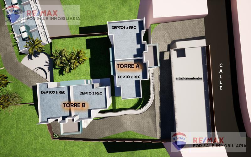 Foto Departamento en Venta en  San Antón,  Cuernavaca  Pre-venta de departamentos, Col. San Antón, Cuernavaca...Clave 2821
