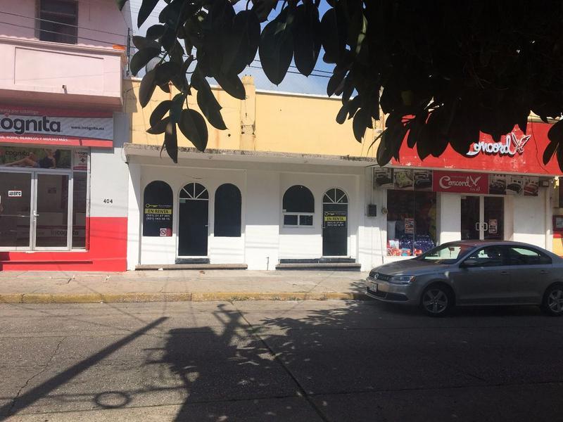 Foto Local en Renta en  Coatzacoalcos Centro,  Coatzacoalcos  Local Comercial en Renta, Corregidora, Col.Centro