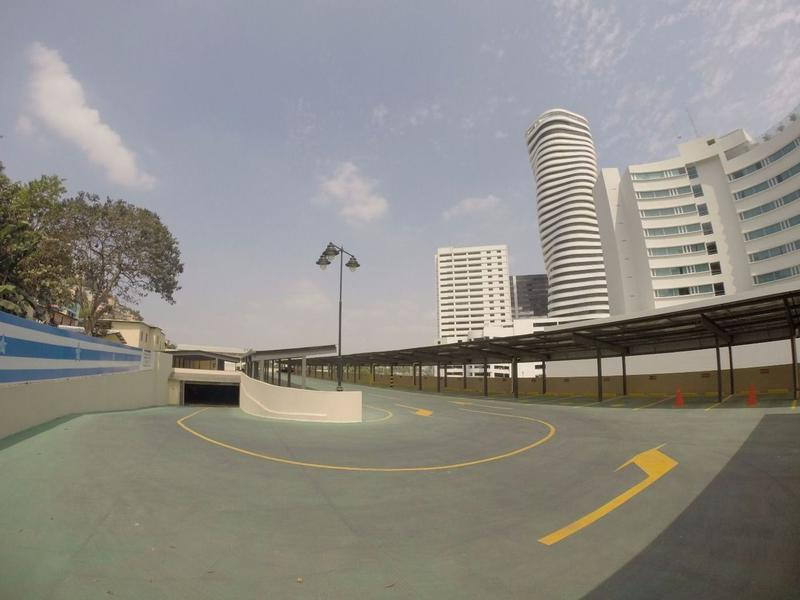 Foto Parqueadero en Venta en  Malecon 2000,  Guayaquil  VENTA DE PARQUEO PUERTO SANTA ANA