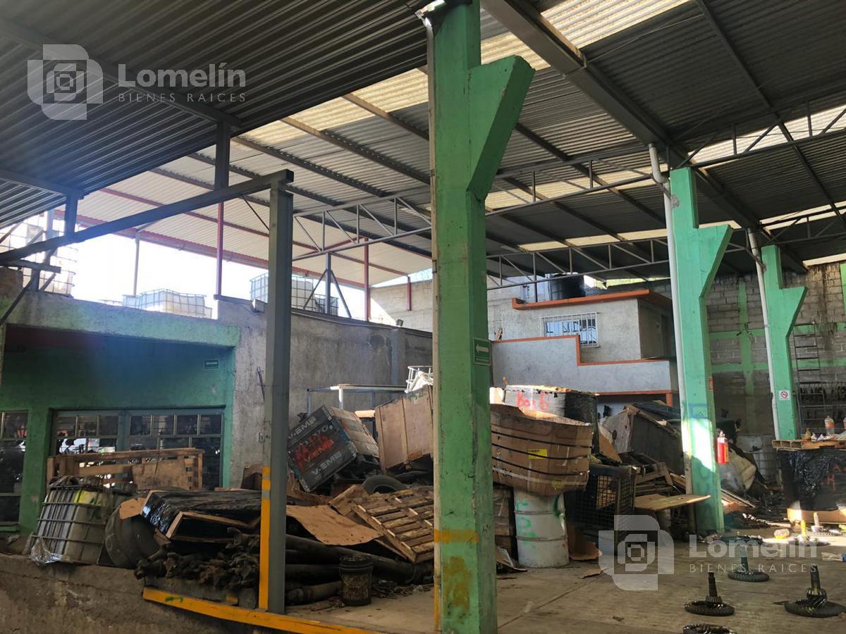 Foto Terreno en Renta en  Santo Tomás Chiconautla,  Ecatepec de Morelos  carretera mexico pachuca esquina la fortaleza