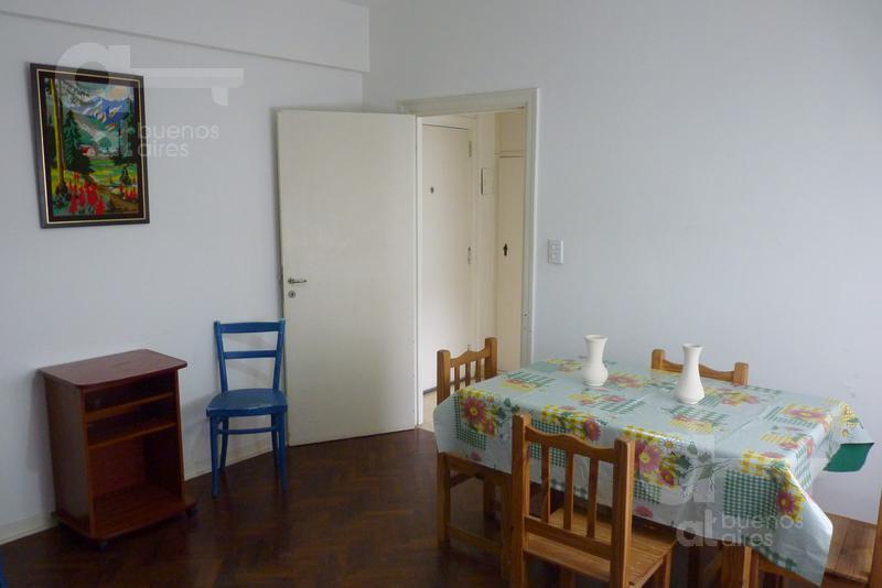 Foto Departamento en Alquiler temporario en  Centro ,  Capital Federal  Carlos Pellegrini y Rivadavia