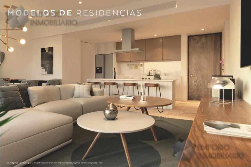 Foto Departamento en Venta en  Valle Real,  Zapopan  Departamento Venta Acuarela Emile PG4 $10,775,510 Ferper E2