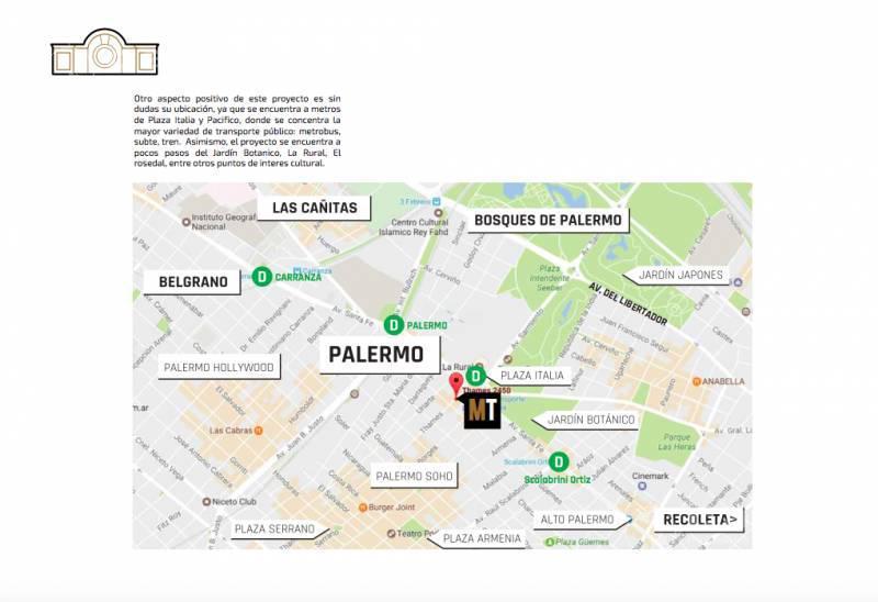 Foto Departamento en Venta en  Palermo ,  Capital Federal  Thames 2450, Piso 1 B