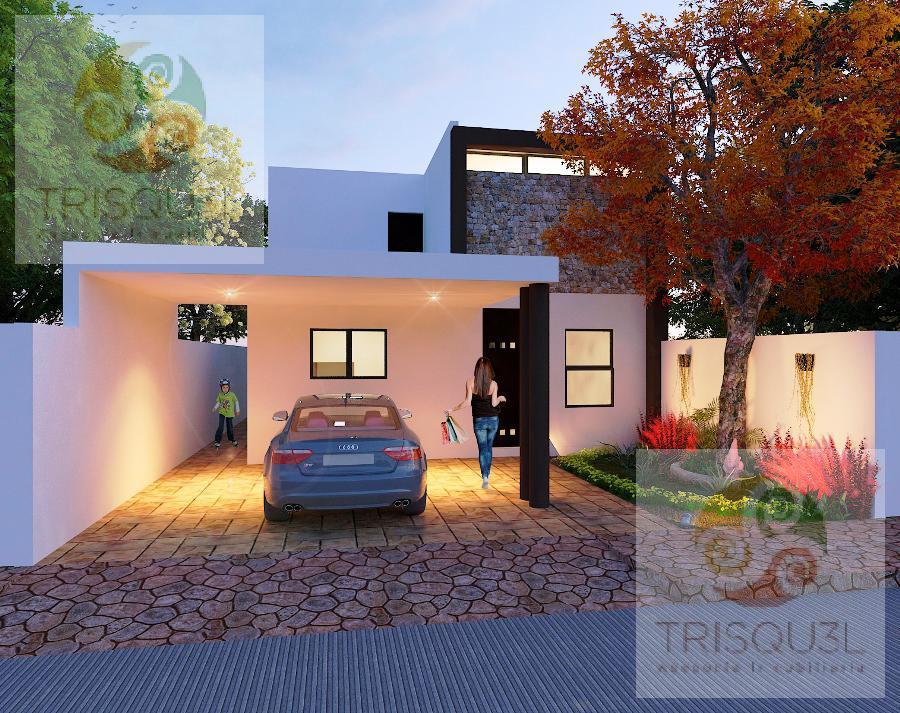 Foto Casa en condominio en Venta en  Temozon Norte,  Mérida  Casa en venta  Privada Temozón 20 (Mod 187), Mérida Yucatán