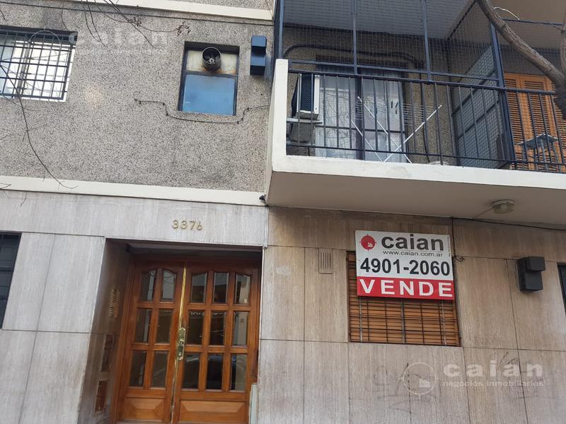 Foto Departamento en Venta en  Almagro ,  Capital Federal  San Luis al 3300