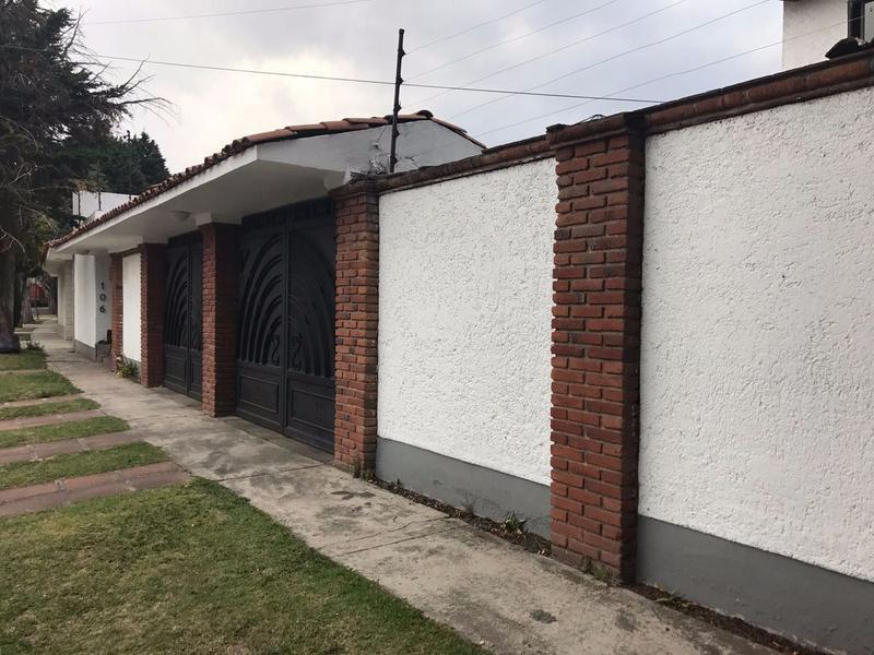 Foto Casa en condominio en Venta en  La Virgen,  Metepec  MAGNIFICA RESIDENCIA EN LA VIRGEN