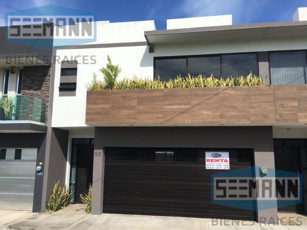 Foto Casa en Renta en  Fraccionamiento Costa de Oro,  Boca del Río  Calle Laguna Verde # 56 entre Peto y Mojarra, Fracc. Costa de Oro, Boca del Río, Ver.
