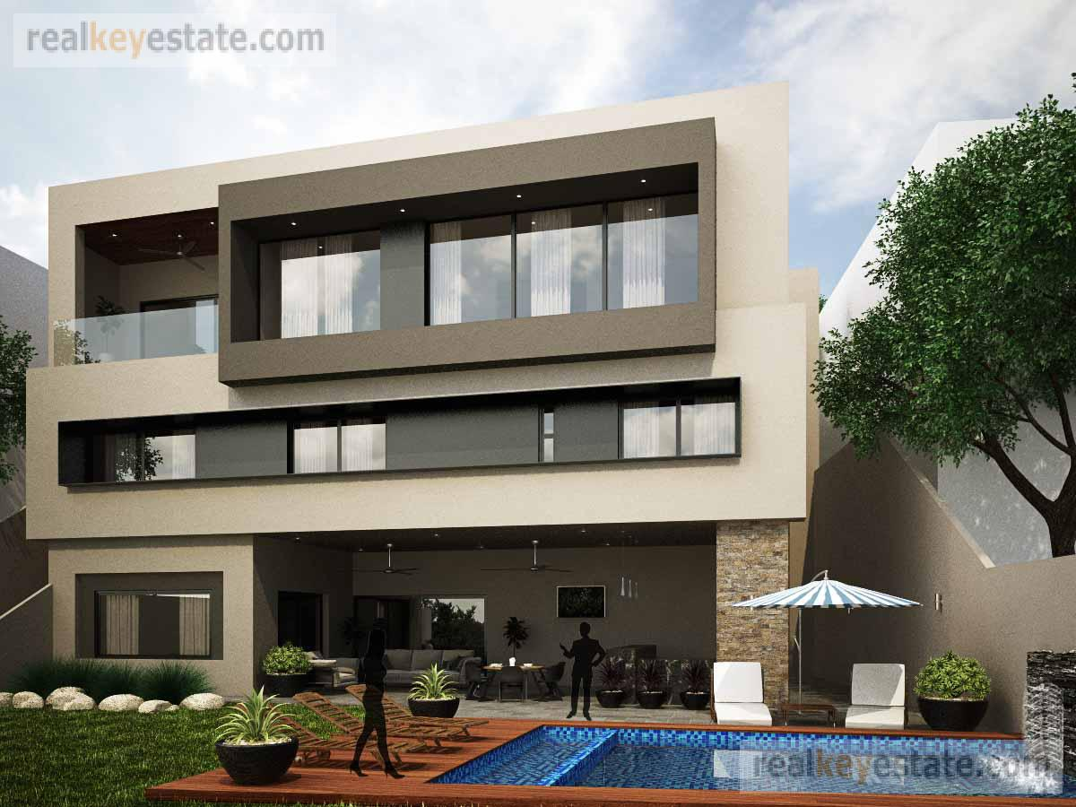 Foto Casa en Venta en  Monterrey ,  Nuevo León  CASA EN VENTA EN SIERRA ALTA PROYECTO, MONTERREY