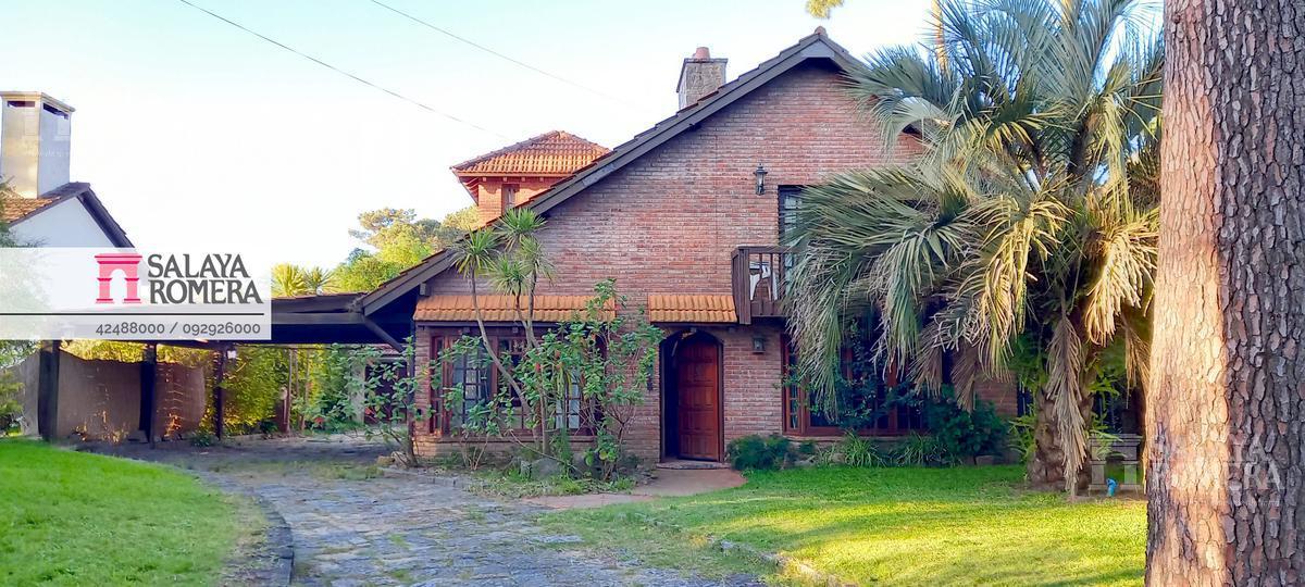 Foto Casa en Venta en  Pinares,  Punta del Este  Casa - Pinares, 4 Dormitorios y apartamento al fondo