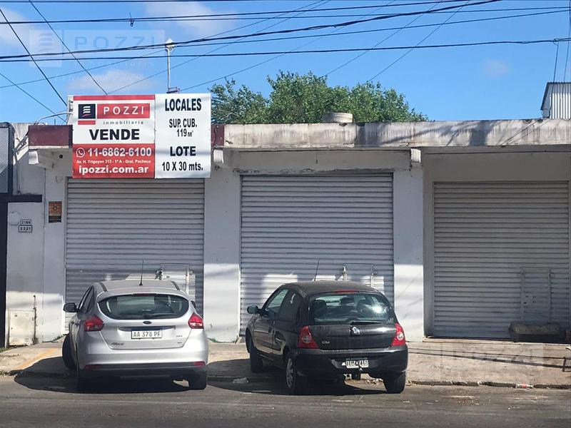 Foto Terreno en Venta en  El Talar,  Tigre  Av. Hipólito Yrigoyen 2200