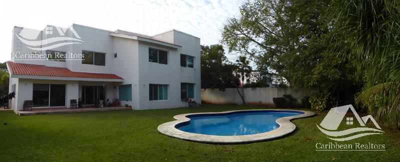 Foto Casa en Renta en  Campestre,  Cancún  Casa en venta en  Cancún