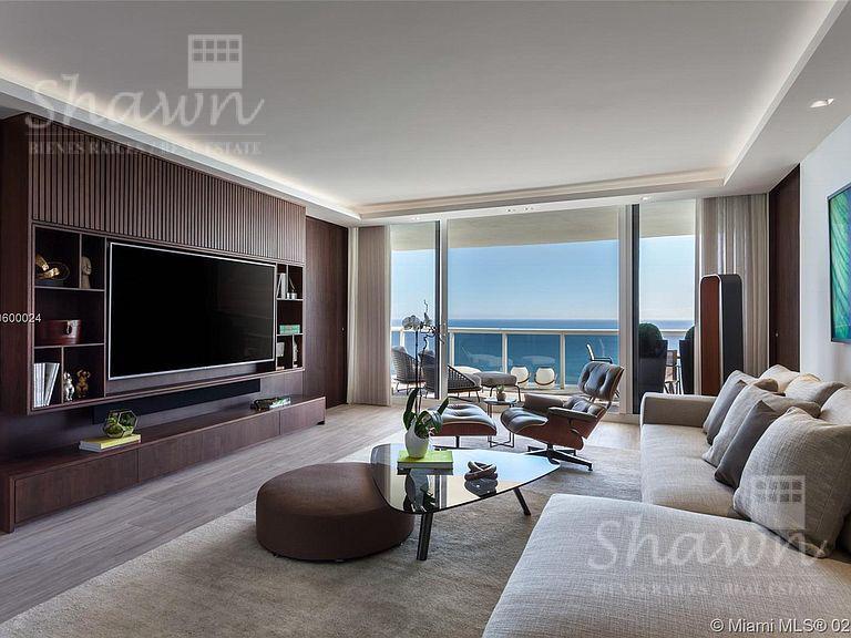 Foto Departamento en Venta en  Miami Beach,  Miami-dade  4755 Collins Ave Apt 2902