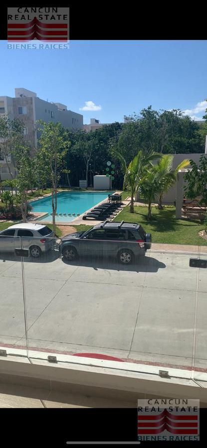 Foto Departamento en Renta en  Playa del Carmen,  Solidaridad  Selva nova Playa del Carmen