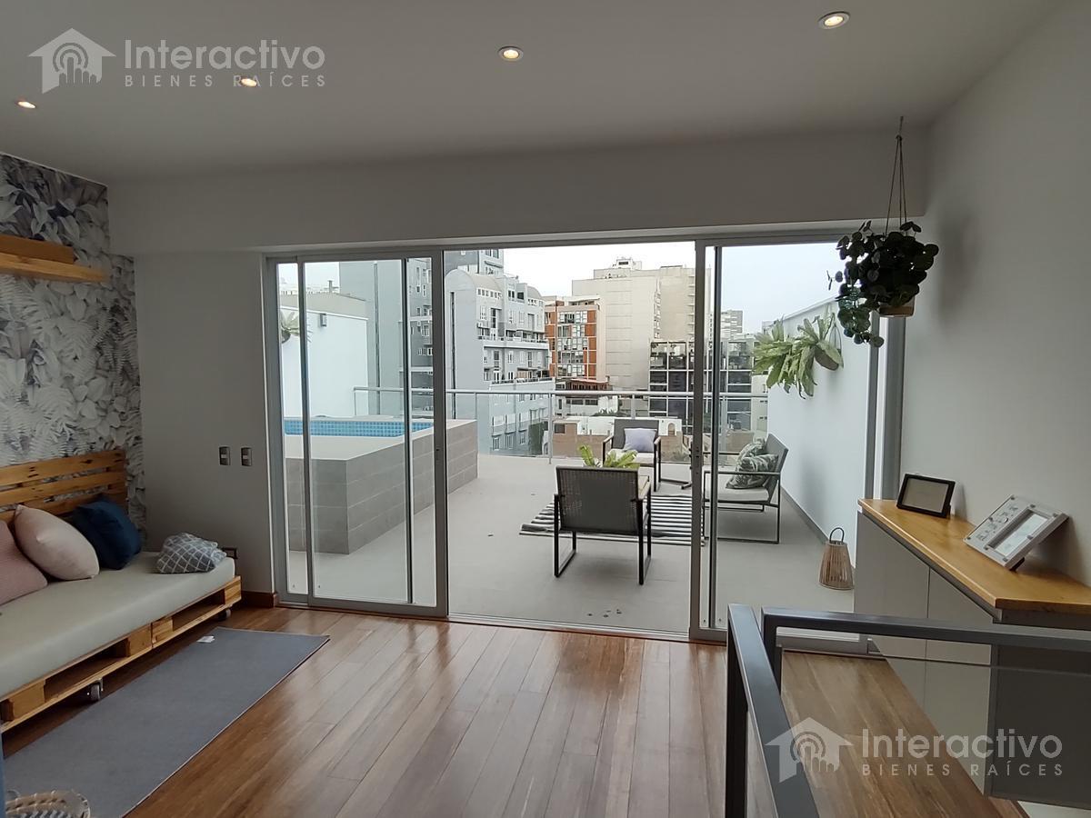 Foto Departamento en Venta en  Barranco,  Lima  Espalda del Malecón Paul Harris - 6to piso