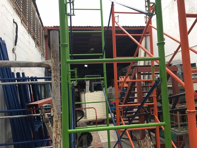 Foto Bodega Industrial en Renta en  Madero,  Monterrey  Local y Bodega Comercial