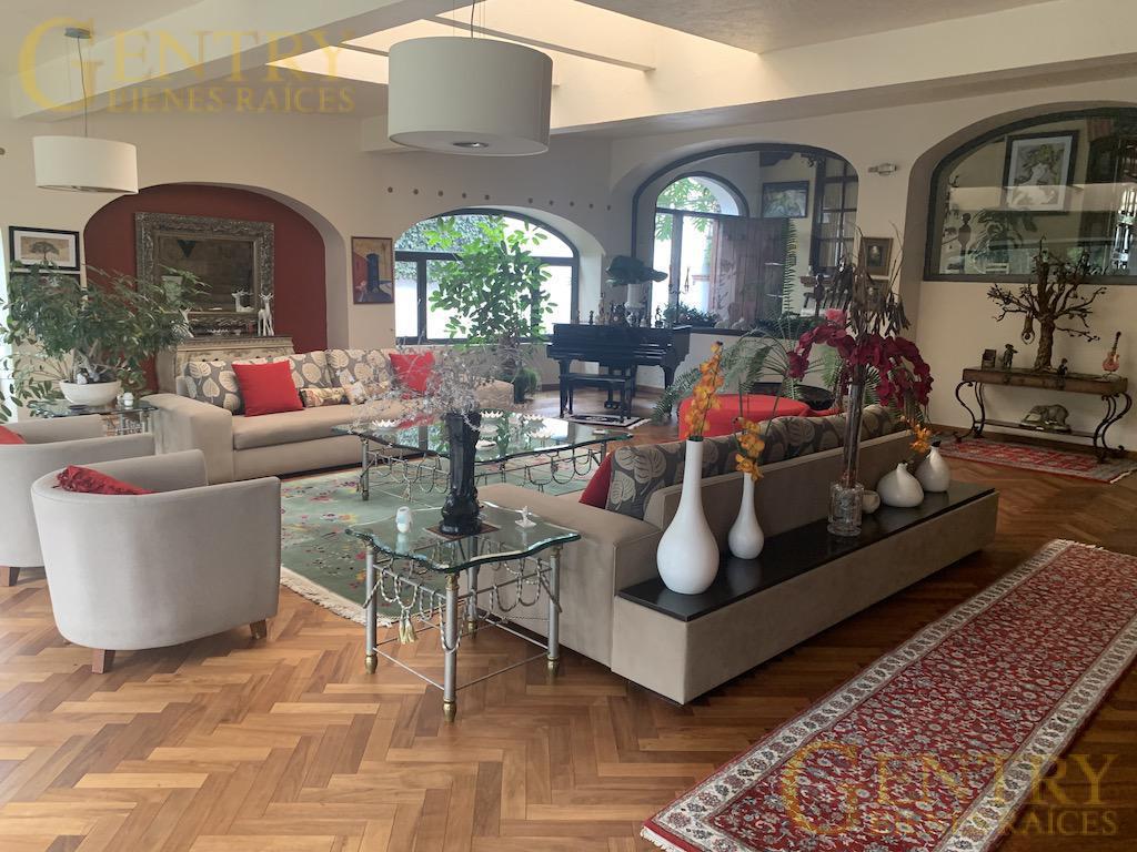 Foto Casa en Venta en  San Jerónimo Lídice,  La Magdalena Contreras  SAN JERONIMO LIDICE, ESTILO COLONIAL