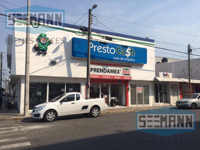 Foto Local en Renta en  Los Pinos,  Veracruz  Carmen Perez # 668 entre Matamoros y Constituyentes Norte, Fracc. Los Pinos