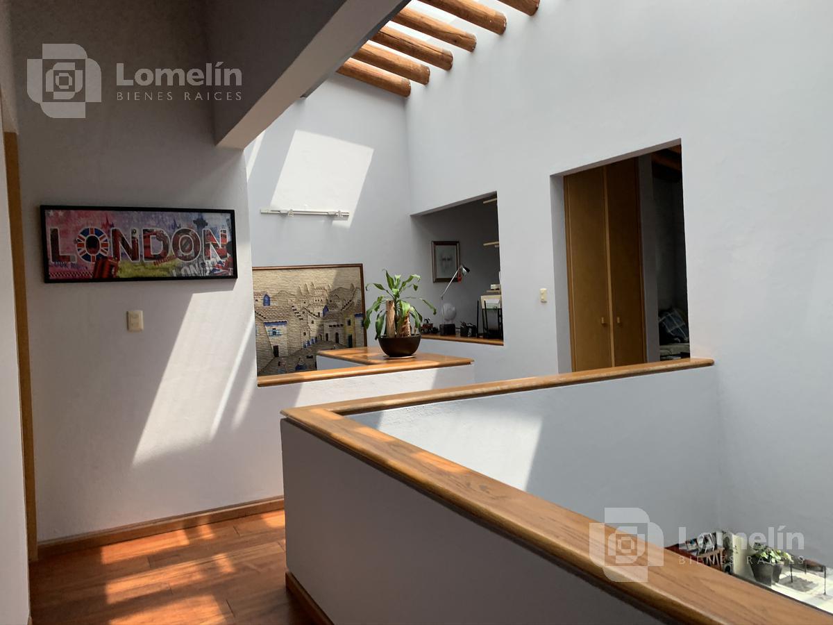Foto Casa en Venta en  Lomas de Vista Hermosa,  Cuajimalpa de Morelos  VISTA HERMOSA -  CASA EN CONDOMINIO