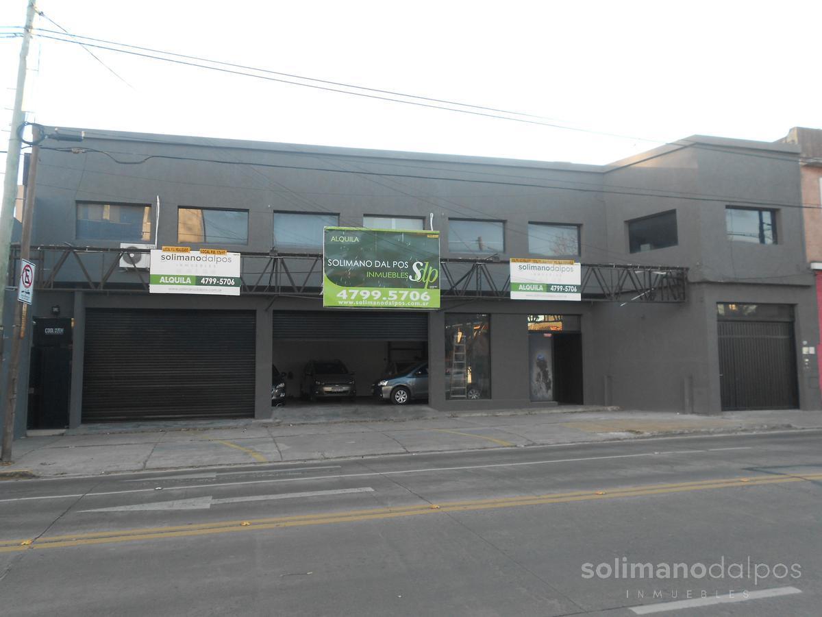 Foto Edificio Comercial en Venta en  La Lucila-Vias/Libert.,  La Lucila  Av del libertador