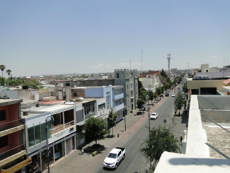 Foto Edificio Comercial en Renta en  Zona Centro,  Aguascalientes  RENTA DE PISOS EN EDIFICIO ZONA CENTRO AGUASCALIENTES