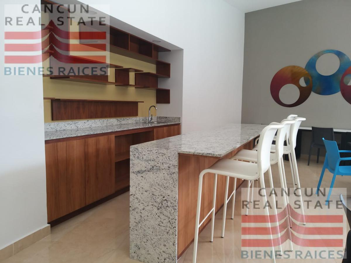 Foto Departamento en Renta en  Playa del Carmen,  Solidaridad  Departamento renta Playa del Carmen