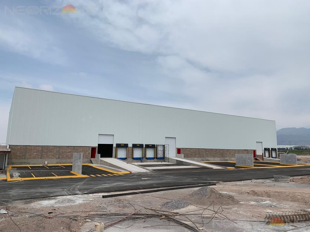 Foto Bodega Industrial en Renta en  Logistik,  Villa de Reyes  Naves o Bodegas Industriales Nuevas -  Secciones de 1,000 m2  en Parque Logistik II SLP