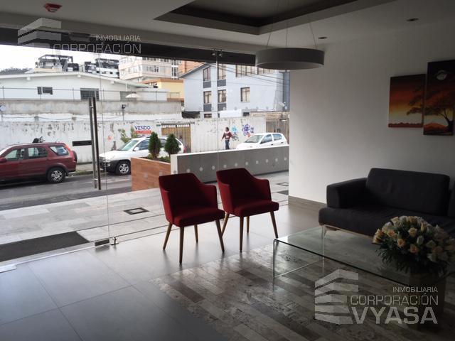 Foto Departamento en Venta en  La Carolina,  Quito  Carolina -  (Av. Shyris) El Telégrafo, Lindo departamento en venta de 95 m2