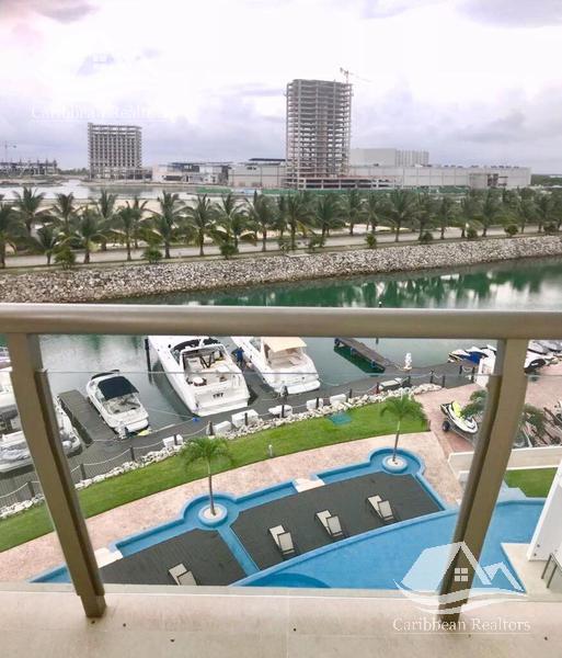 Foto Departamento en Venta en  Zona Hotelera,  Cancún  Departamento en venta en Puerto Cancún