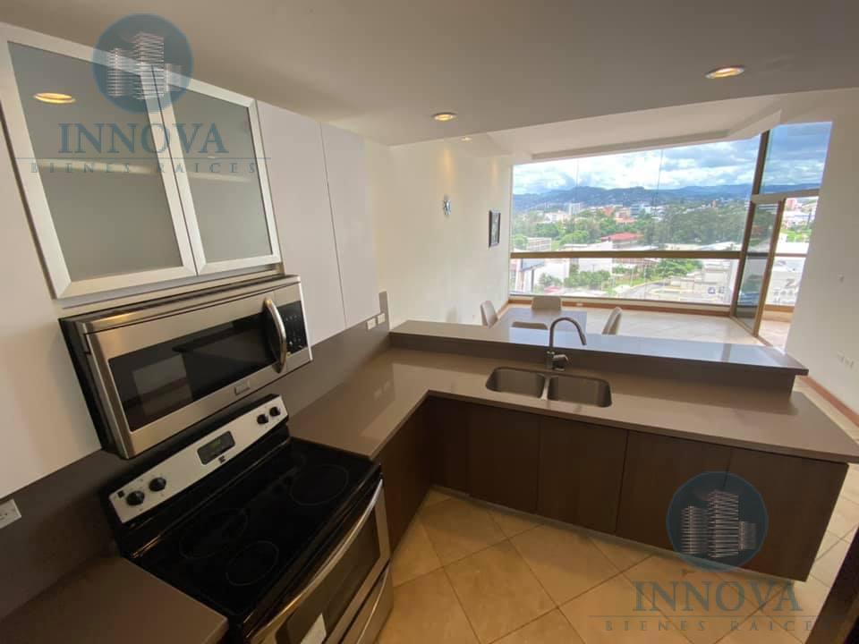 Foto Departamento en Venta | Renta en  Lomas del Mayab,  Tegucigalpa  Torre Interplaza  Venta Apartamento de 1 habitación mas Estudio, Lomas del Mayab, Tegucigalpa