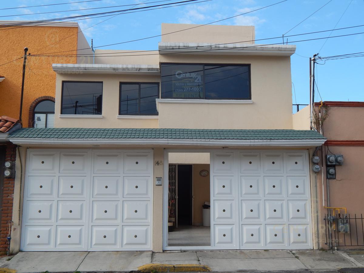 Foto Casa en Renta en  Bosques de Colón,  Toluca  Bonita casa en Bosque de Encinos