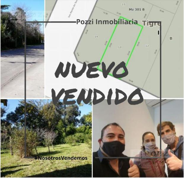 Foto Terreno en Venta en  General Pacheco,  Tigre  San Martin de Tours y Aguado