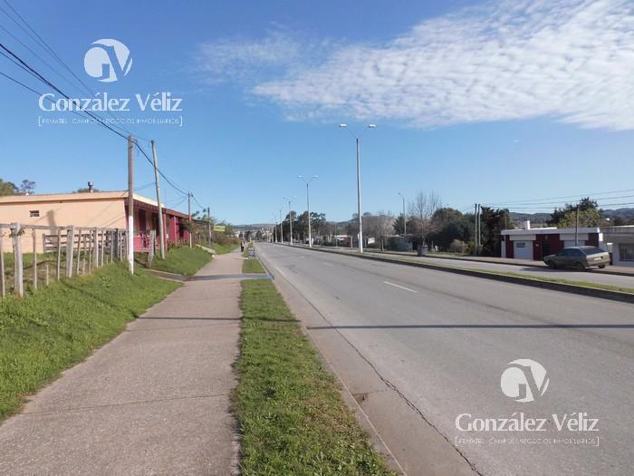 Foto Terreno en Venta en  Minas ,  Lavalleja  Av. Gral Flores casi Cerro Partido - Minas - Lavalleja
