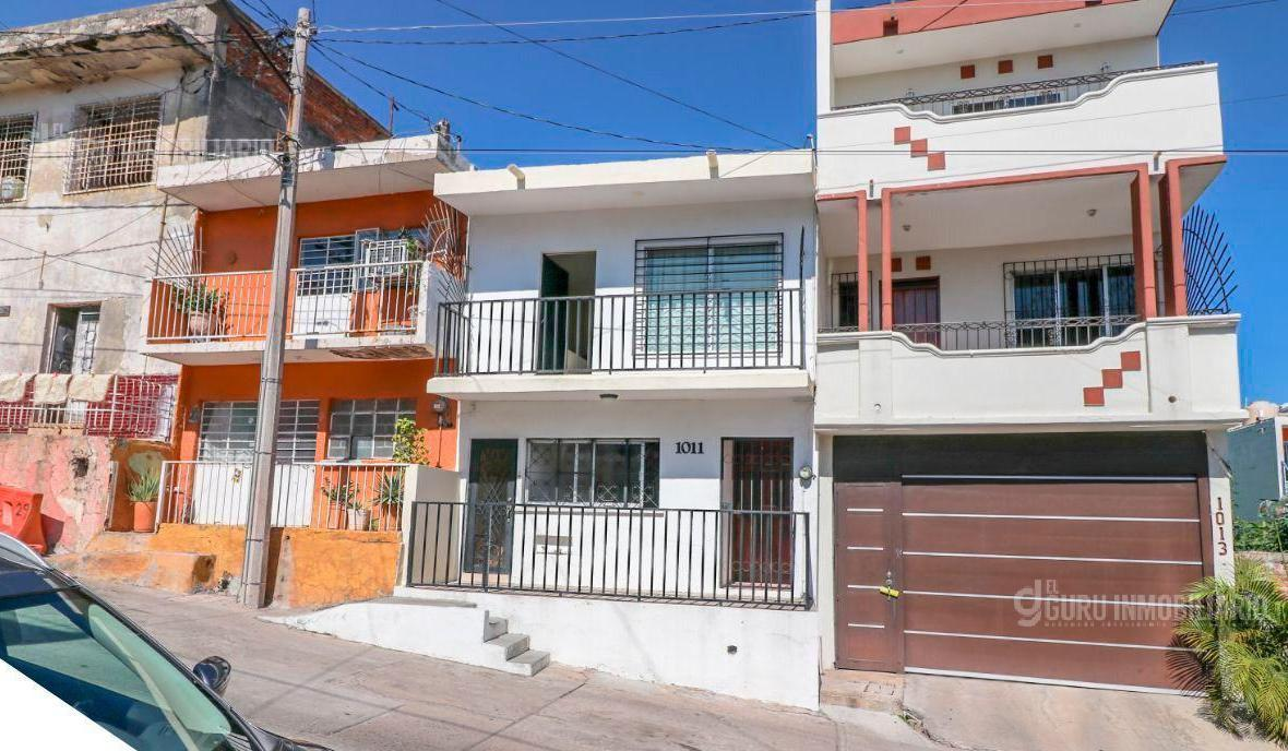 Foto Casa en Venta en  Centro,  Mazatlán  Casa en el Centro de  Mazatlán,Sinaloa